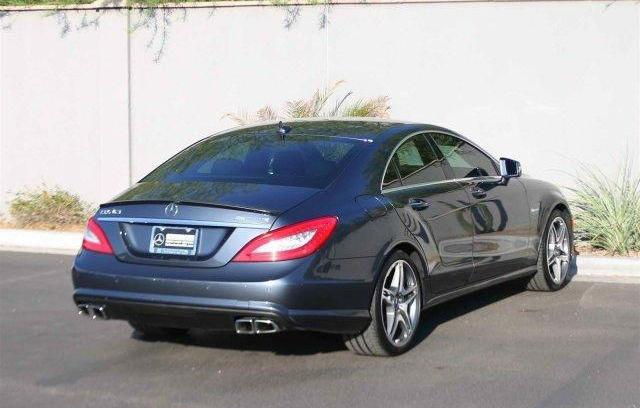 2013 Mercedes-Benz CLS-Class - photo 0