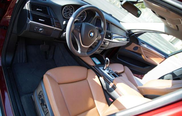 2014 BMW X6 - photo 3