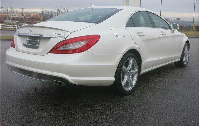 2014 Mercedes-Benz CLS-Class - photo 2