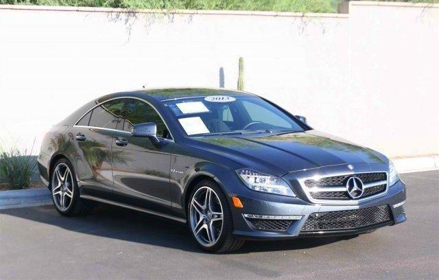 2013 Mercedes-Benz CLS-Class - photo 2