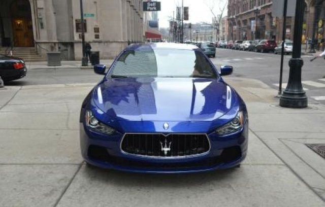 2014 Maserati Ghibli - photo 1
