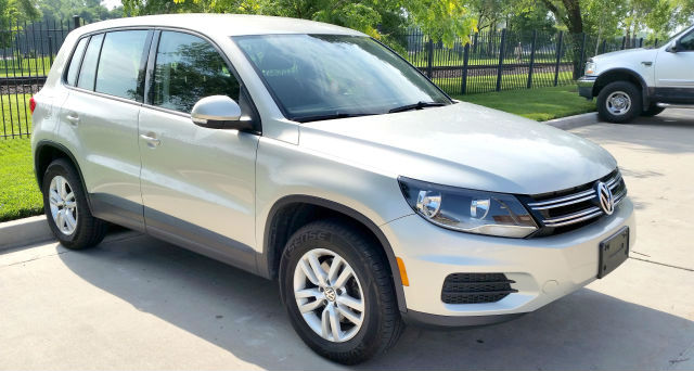 2014 Volkswagen Tiguan - photo 0