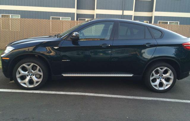 2014 BMW X6 - photo 1