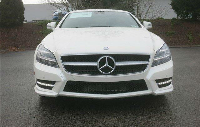 2014 Mercedes-Benz CLS-Class - photo 1