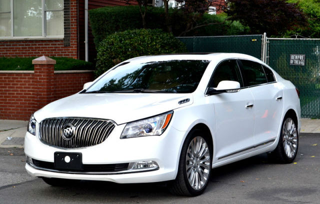 2013 Buick LaCrosse - photo 2