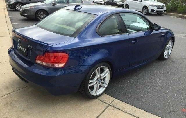 2013 BMW 1 Series - photo 2