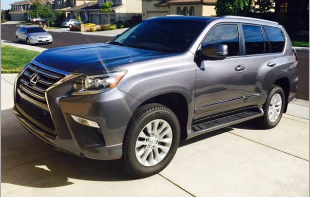 2015 Lexus GX 460 - photo 1