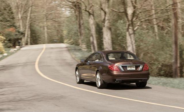 2013 Mercedes-Benz CL-Class - photo 4