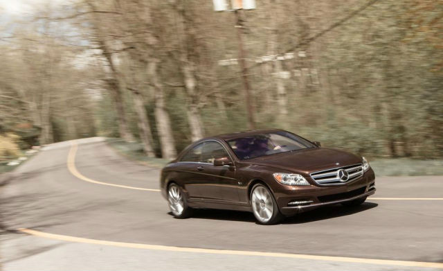 2013 Mercedes-Benz CL-Class - photo 3