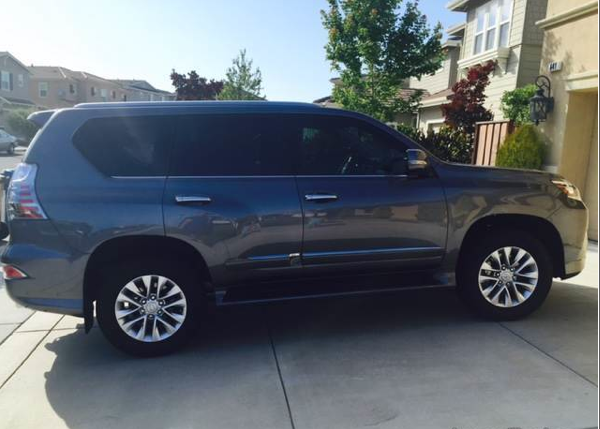 2015 Lexus GX 460 - photo 0