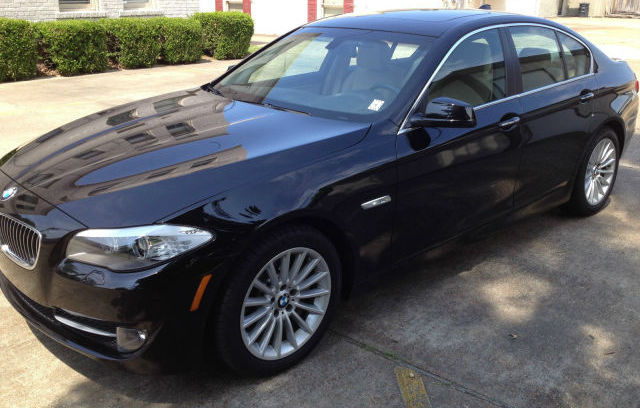 2015 BMW 5 Series - photo 0