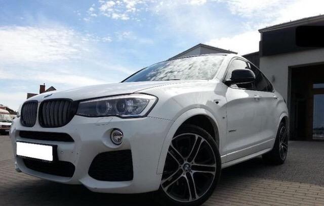 2015 BMW X4 - photo 0