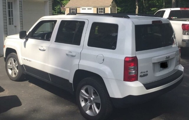 2015 Jeep Patriot - photo 1