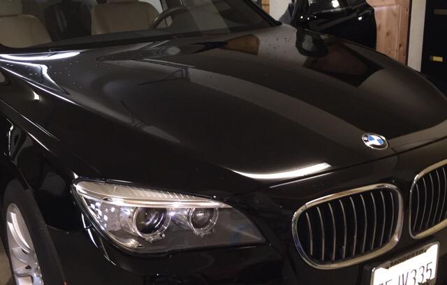 2014 BMW 7 Series - photo 7