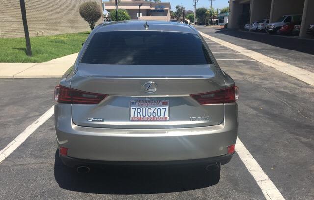 2015 Lexus IS 350 - photo 2