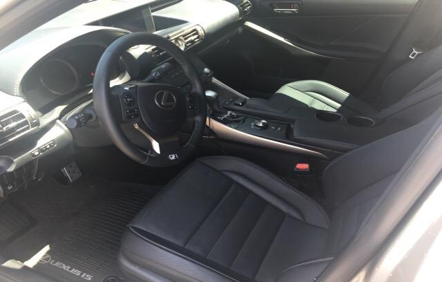 2015 Lexus IS 350 - photo 6