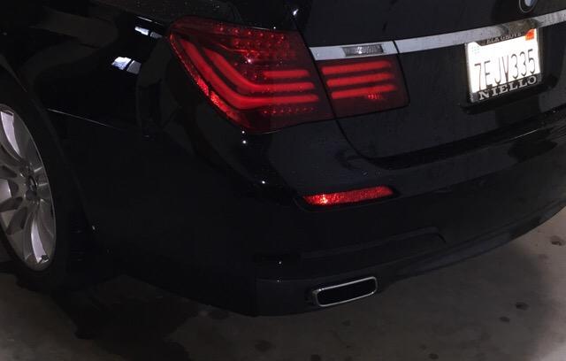 2014 BMW 7 Series - photo 8