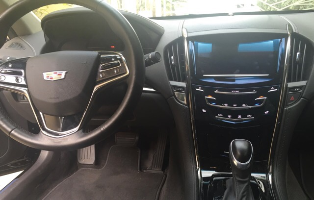 2015 Cadillac ATS - photo 4