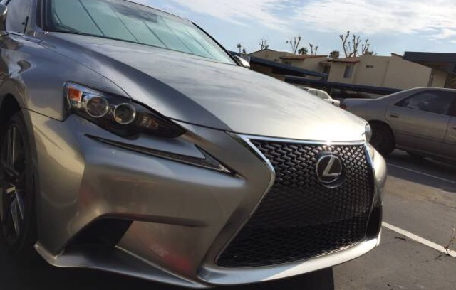 2015 Lexus IS 250 - photo 0
