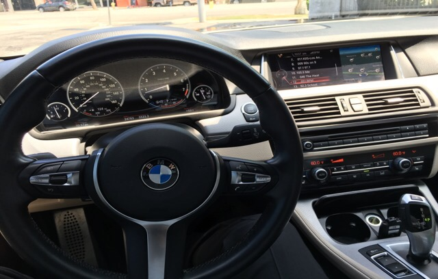 2015 BMW 5 Series - photo 5