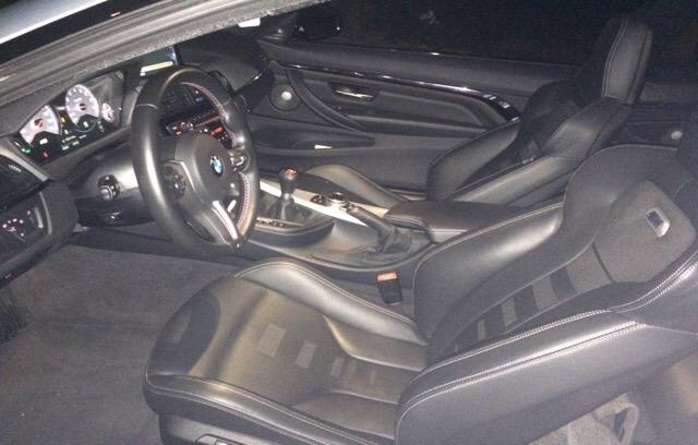2015 BMW M4 - photo 1
