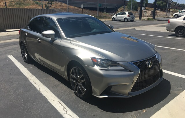 2015 Lexus IS 350 - photo 4