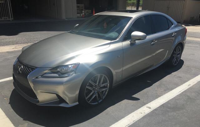 2015 Lexus IS 350 - photo 0
