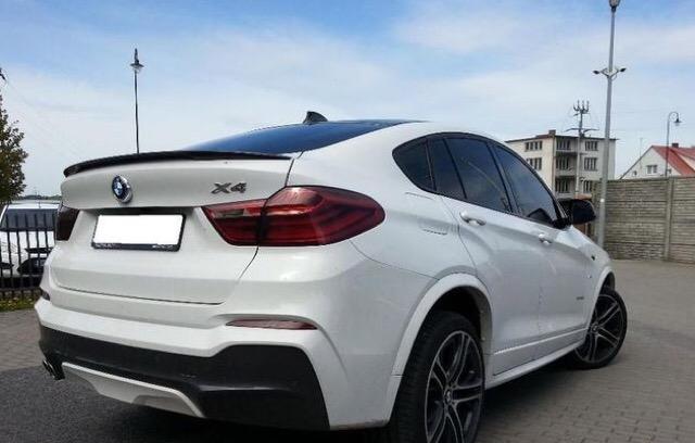 2015 BMW X4 - photo 1