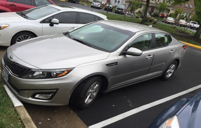 2015 Kia Optima - photo 1