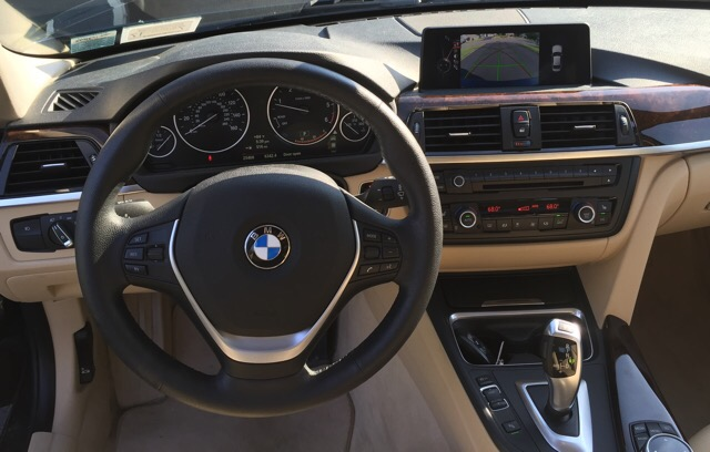 2014 BMW 3 Series - photo 3