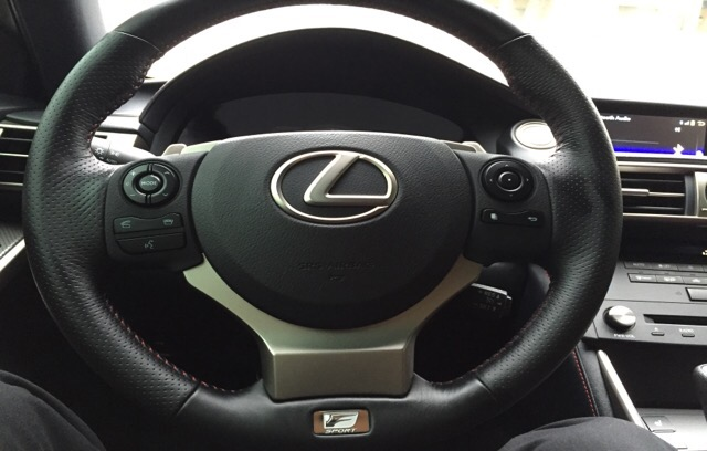 2015 Lexus IS 250 - photo 5