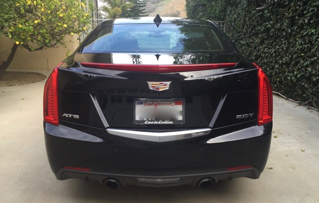 2015 Cadillac ATS - photo 3