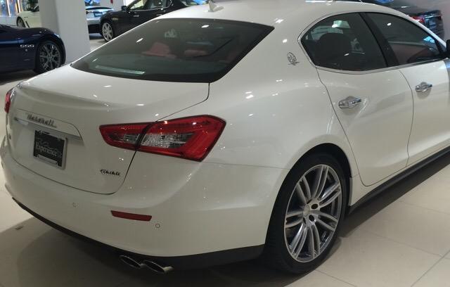 2016 Maserati Ghibli - photo 1