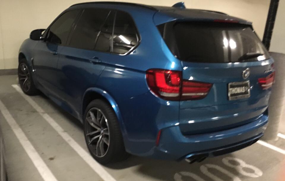 2016 BMW X5 M - photo 1