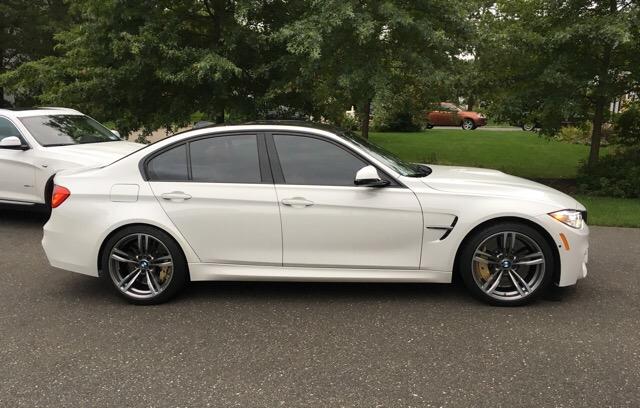 2015 BMW M3 - photo 2