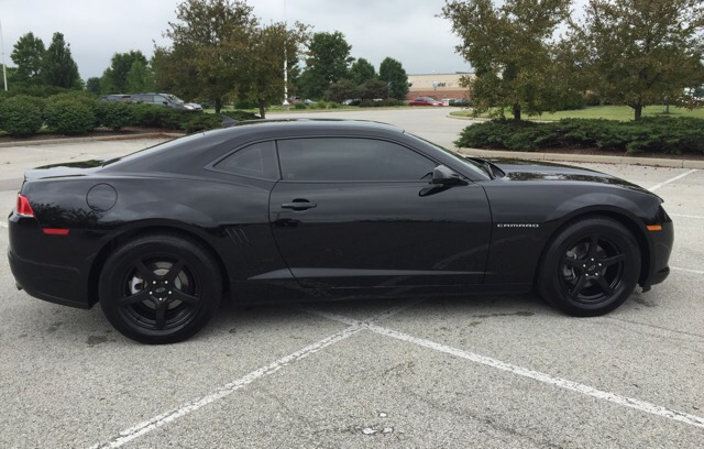 2014 Chevrolet Camaro - photo 0
