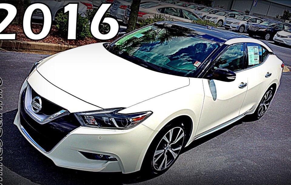 2016 Nissan Maxima - photo 5