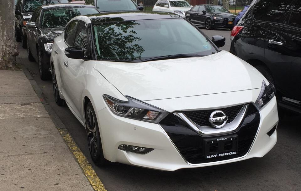 2016 Nissan Maxima - photo 1