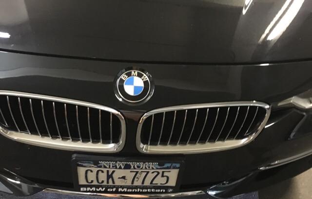 2014 BMW 3 Series - photo 1