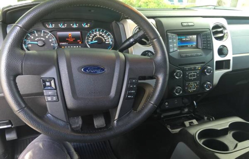 2014 Ford F-150 - photo 4