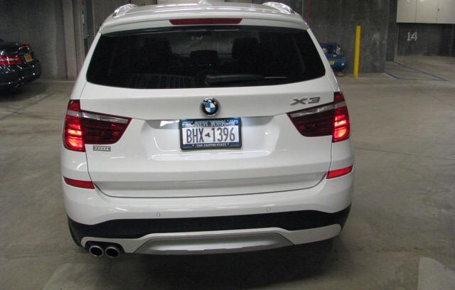 2016 BMW X3 - photo 3