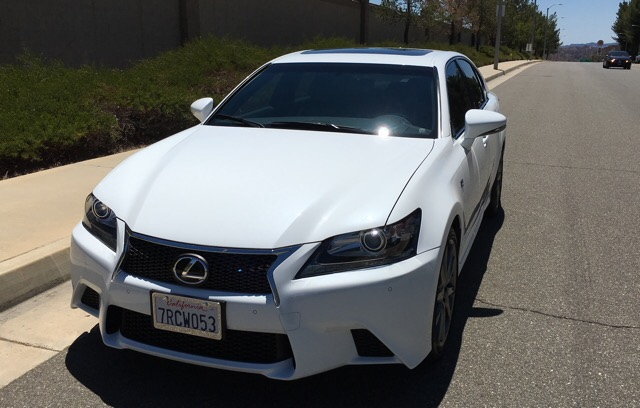 2015 Lexus GS 350 - photo 0