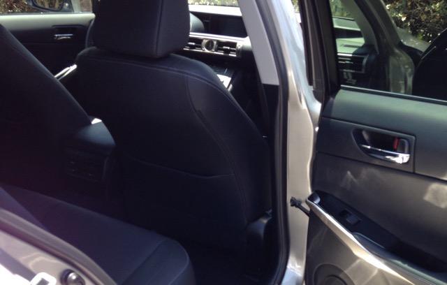 2015 Lexus IS 250 - photo 3