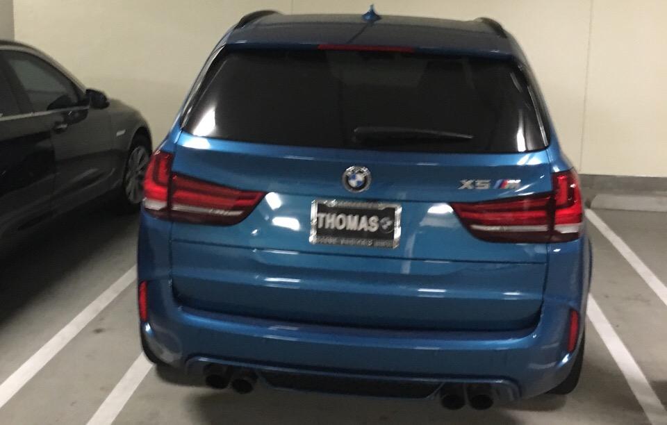 2016 BMW X5 M - photo 0
