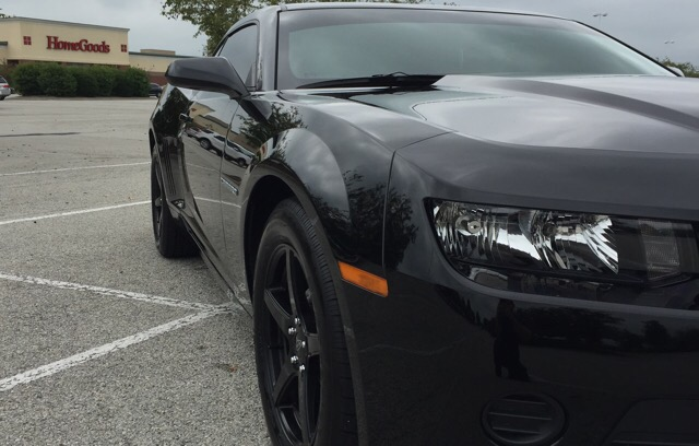 2014 Chevrolet Camaro - photo 1