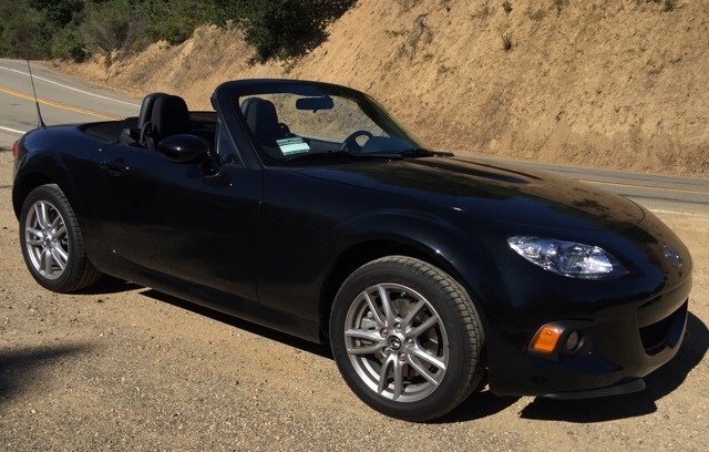 2015 Mazda MX-5 Miata - photo 0