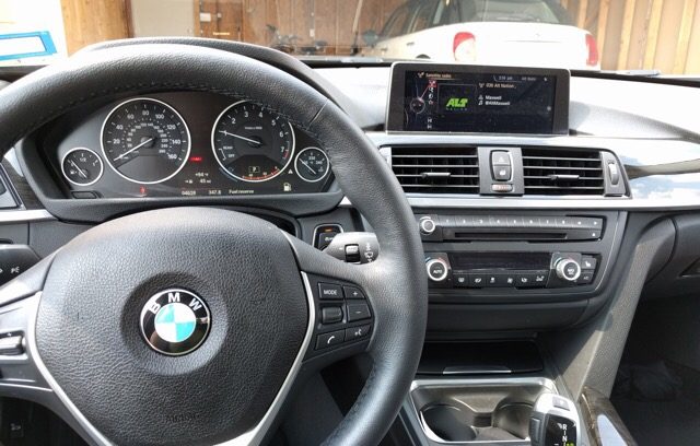 2015 BMW 3 Series - photo 3