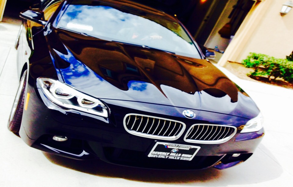 2014 BMW 5 Series - photo 0