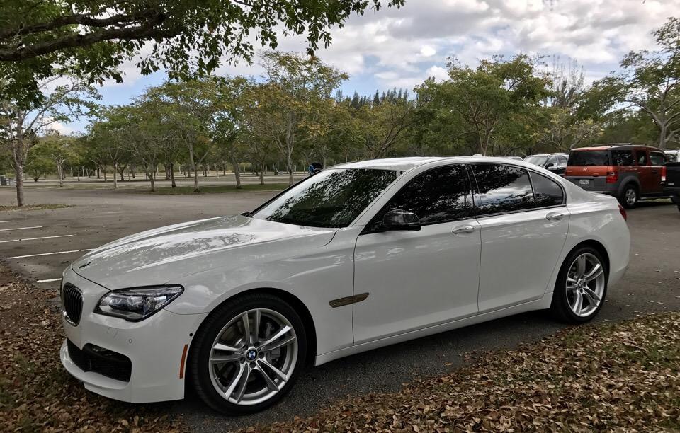2015 BMW 7 Series - photo 0