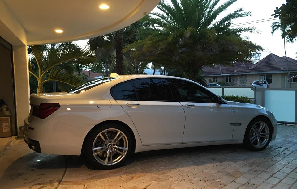 2015 BMW 7 Series - photo 3